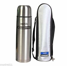 Milton Thermosteel 1000 ML/1 Ltr. Hot & Cold Flask/Bottle with Flip Lid -1 Pcs