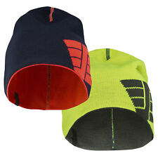 Snickers Workwear Reversible Beanie Hat in Hi Vis Colours & Logo - 9057