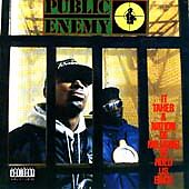 Public Enemy : It Takes a Nation of Millions to Hold Us Back CD (2000)