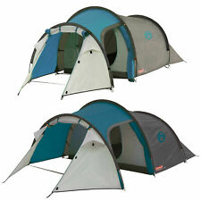 2018 Coleman 2 3 4 Man Beth Cortes Tent Camping Holiday Tunnel Festival Party