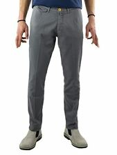 Pantalone-Uomo-Chino-Stretch-Cotone-Made in Italy MainApps