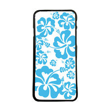Carcasa de movil funda flores hawaiana para iphone samsung lg huawei xperia case
