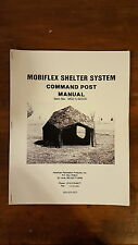 MobiFlex Shelter System Command Post Module Tent Manual