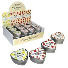 Novelty Cocktail Flavoured Lip Balm Party Favours