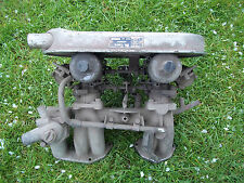 Triumph TR7 HS6 SU carbs - Pair -Plus inlet Manifold and linkage