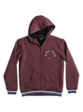 Quiksilver™ Radical Surfing Sherpa - Zip-Up Hoodie - Zip-Up Hoodie - Boys - Red