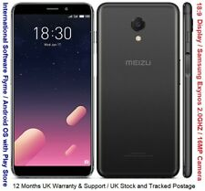 "NEW Meizu M6s 5.7"" Samsung Exynos 7872 Hexa Core 16MP Camera 3GB RAM"