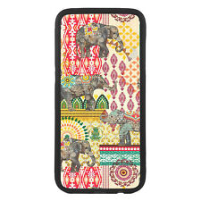 Carcasa de movil para iphone samsung nexus huawei xperia LG estampado cachemir