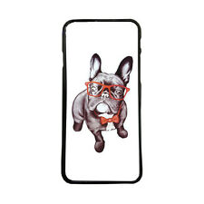 Carcasa de movil para iphone samsung nexus huawei xperia LG perro bulldog cover