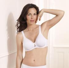 PLAYTEX Absolute Rounded Comfort Moulded U/W Bra White 32 - 40 B - E