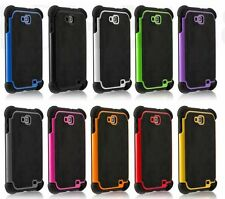 FOR SAMSUNG GALAXY NOTE N7000 NOTE 2 N7100 NOTE 3/ NOTE 4 SHOCK PROOF CASE COVER