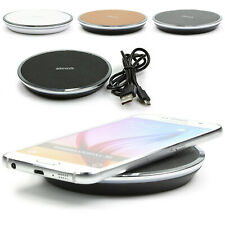 Urcover Chargeur Qi Wireless Induction Station de Charge Table