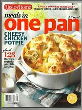 Taste of Home Meals in One Pan Magazine May 2017