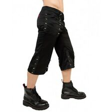 Aderlass curtly  prick pants denim schwarz Gothic nieten black A-1-94-900-00
