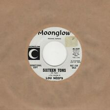 Lou Neefs - Sixteen Tons / Easy To Do - Moonglow Demo - Northern Soul Crossover