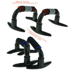 High Duty Push Up Bars Pushup Stands Handles Grips Bar Exercise Fitness Grip