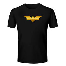 Batman Bat Printed Cotton T Shirt - Batman Bat printed T Shirt Tennis T Shirt