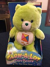 Play Along Glow A Lot DO YOUR BEST  Care Bear 2004 Kite 31125 12