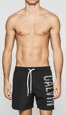 Costume-Swimwear uomo Calvin Klein KM0KM00116 - Medium drawstring - nero 033