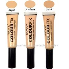 Technic Colour Fix Concealer Corrector Liquid Cream 18ml  | Light Medium Dark