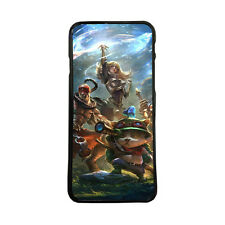 Carcasa de móvil funda league of legends para iphone samsung lg nexus huawei