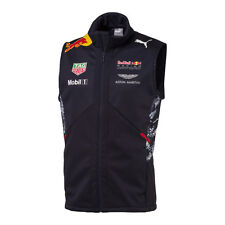 Red Bull Racing F1 Official Men's Teamline Team Gilet  - 2017 - Size XL