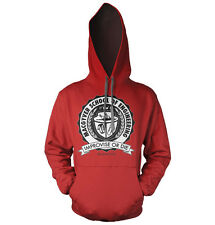 Officially Licensed MacGyver- Macgyver School Of Engineering Hoodie S-XXL Sizes