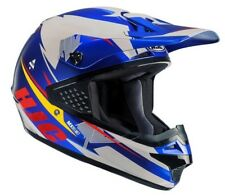 HJC CS MX KENTA MC2 Casco da Cross Moto Enduro casco con estremi GRANDE