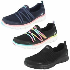 Mujer skechers-trainers-synergy Escena stealers