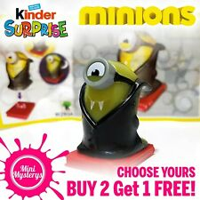 Kinder Surprise Minions Movie *CHOOSE YOURS* BUY 2 GET 1 FREE! Despicable Me Toy