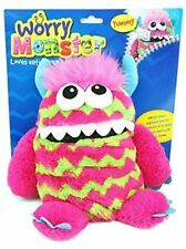 23cm Worry Monster childrens soft toy anxiety aid plush kids friend