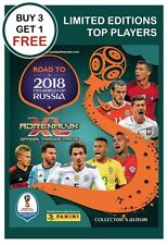Road To World Cup 2018 Adrenalyn XL LIMITED EDITION AND TOP PLAYER CARDS
