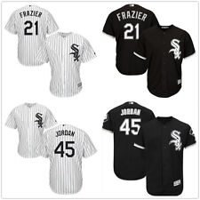 7b2231551 ... Mens Chicago White Sox Cool Base Jersey 45 Michael Jordan 21 Todd  Frazier ...