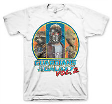 Officially Licensed Guardians of The Galaxy 2 Squad Men's T-Shirt S-XXL Sizes