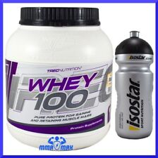 Trec Nutrition Whey 100 / 100% WHEY Protein Concentrate  Free Water Bottle 650ml