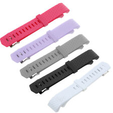 Replacement Wrist Strap Silicon Watch Strap with Clasp for Fitbit watch Charge 2
