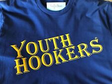 YOUTH HOOKERS - OFFICIAL LICENSED PREMIUM TEXTURED PRINT SHIRT -SUPREME/OBEY