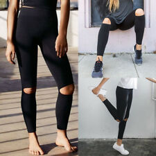 Women Sports Gym Yoga Workout High Waist Running Pants Fitness Stretch Legging