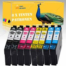 desde 1-20 no originales cartuchos compatible para Epson XP-332 XP-335 INK109