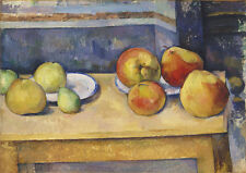 Paul Cezanne: Still Life with Apples and Pears. Art Print/Poster (4214)