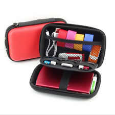 "2.5"" External USB Hard Drive Disk HDD Carry Case Cover Pouch Storage Bag"