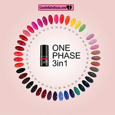 Smalto Gel 3 in 1 Semipermanente MESAUDA Milano One Step One Phase unghie nails
