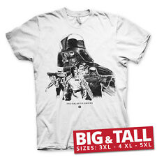 Officially Licensed Star Wars Rogue One The Galactic Empire 3XL,4XL,5XL T-Shirt