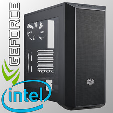 MasterBox 5 Gaming-PC / Intel Core i7 7700K / Geforce GTX 1070 / SSD + HDD