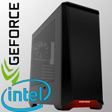 Eclipse Gaming-PC / Intel Core i5 7500 / Geforce GTX 1060 6GB / SSD + HDD