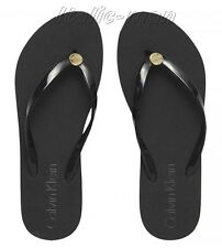 Ciabatte-Flip flops-Tапочка шлепанцы CALVIN KLEIN Slippers core life - nero 001