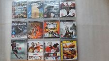 PS3 Games Bundle,Grand Theft Auto V PS3,Watch Dogs,Journey Collectors Edition +