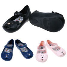 Kids Girls Clothing Accessory Soft Lightweight Anti-Slip Ankle Strap Belly Shoes