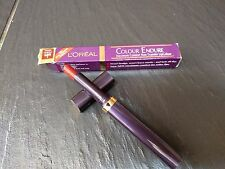 LOREAL PERFECTION COLOUR ENDURE STAY ON MATTE LIPSTICK PINK BROWN RED