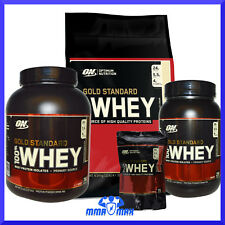 Optimum Nutrition Gold Standard 100% Whey Protein Powder All Sizes Flavours